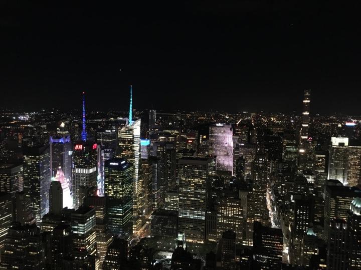 Un restaurant qui domine tout New York ?? THE VIEW restaurant ByMarriott