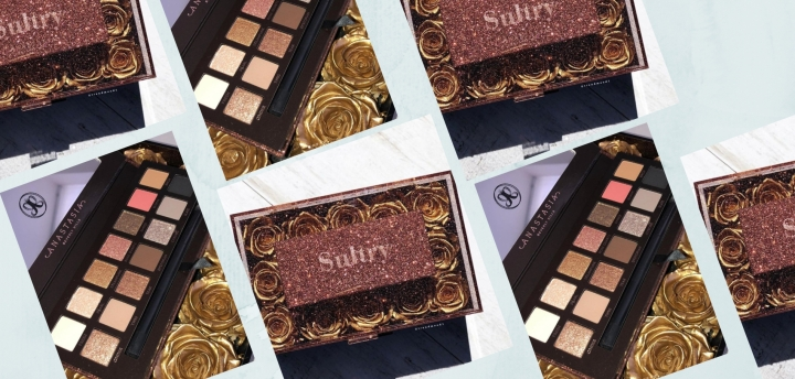 BEAUTY NEWS : Anastasia Beverly Hills a sorti une nouvelle palette la » SULTRY»
