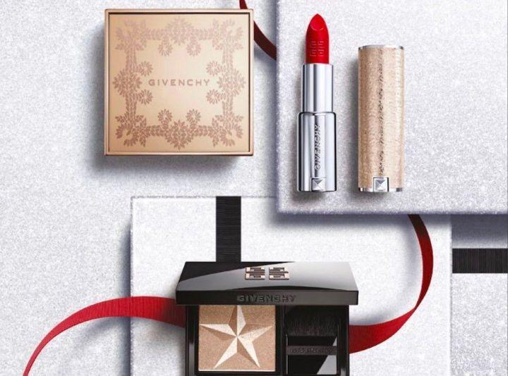 BEAUTY NEWS : Givenchy sort sa collection de Noël2018