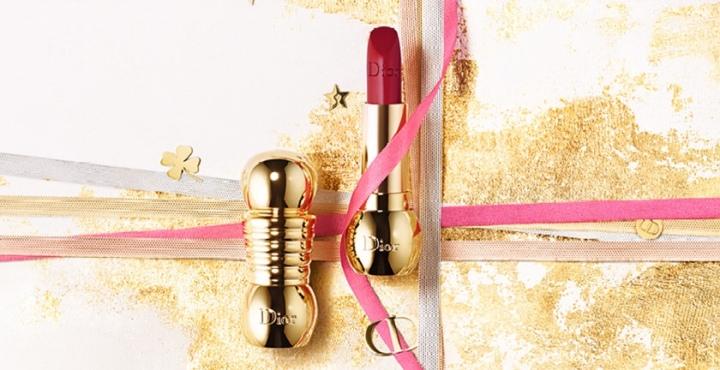 BEAUTY NEWS : Dior a sorti sa collection de Noël en éditionlimité.