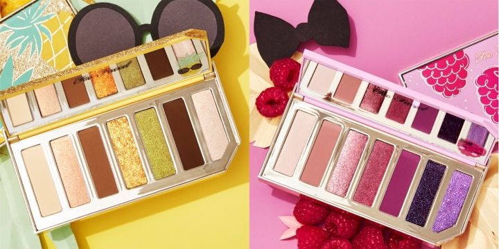 BEAUTY NEWS : La collection Tutti frutti de Too Faced