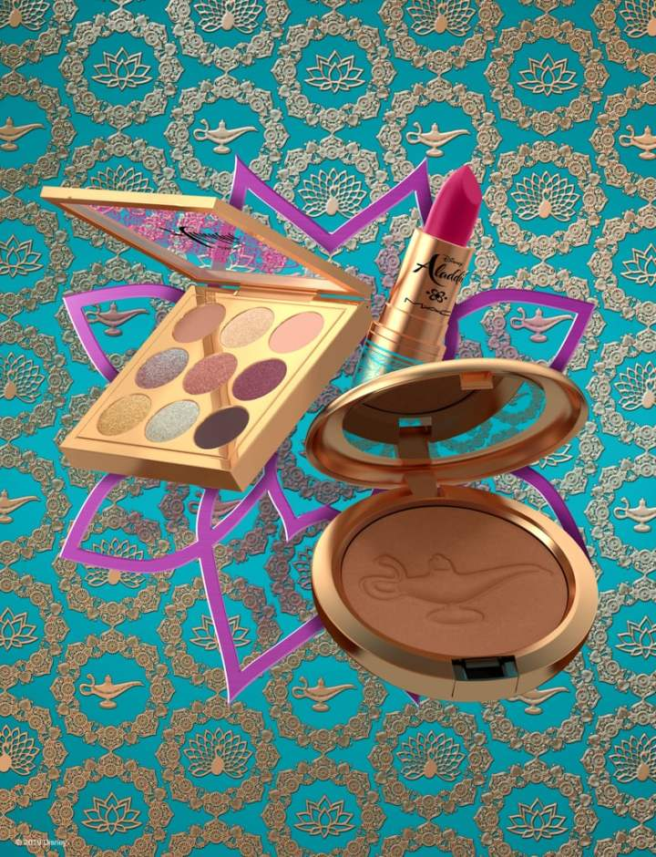 BEAUTY NEWS : La  Disney Aladdin collection de MAC