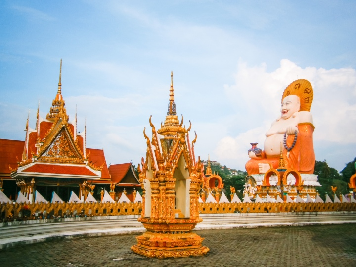 Les essentiels de Koh Samui (Thailande) en 1semaine
