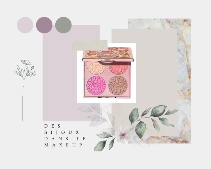 Mon précieux… montre moi ces makeup avec un packaging sublime!!!